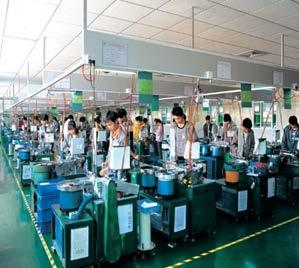 PRODUCTOR ASSEMBLY 产品组装流水线 AUTOMATIC WORKSHOP PRODUCTION LINE