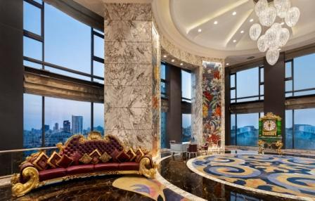 Hotel The Reverie Saigon - A member of The Leading Hotels of the World Situated in the upper echelon of Ho Chi Minh City s newest, most luxurious building, you can indulge in world-class service