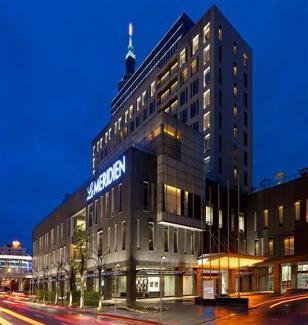Rack Rate Information Le Meridien Taipei 台北寒舍艾美酒店 AT Boutique 晶璽商旅 Pacific Business 太平洋商旅 SGL 9,400