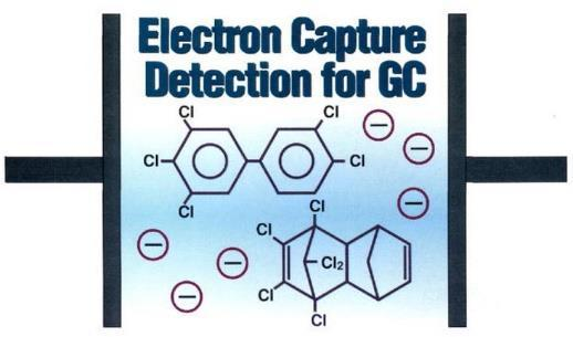 氣相層析電子捕獲偵測儀 (GC-ECD) (Gas Chromatograph-Electron Capture Detector)