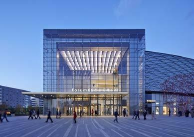 "3 Forum 66 Opened in 2012, this 861,240 sq m complex is located on a prime site on Qingnian Da Jie, known as the ""Golden Corridor"" which runs through the heart of Shenyang."