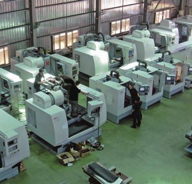 High Precision & Excellent Performance LILIAN, the leading milling machine builder in Taiwan, was established in 1978