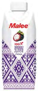 27190 Mischfruchtgetränk Mangostan 330ml 100% mangosteen juice with mixed