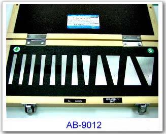 "45 6 - - 3 2 ±2"" Remarks: For angle standard, checking angles of parts, calibrate"