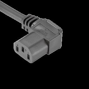 CORD SET & POWER SUPPLY CORDS >> Africa & India type Style Type No. Available with Cords Approvals QP-023 BS-546 H03VV-F 3G 0.75mm 2 10A 250V H05VV-F 3G 0.