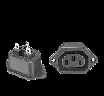 >> SOCKETS TYPE CORD SET & POWER SUPPLY CORDS Style