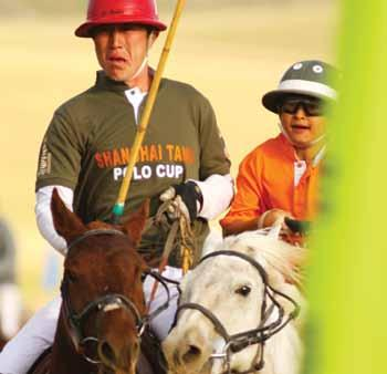 Many have joined Christopher on his remarkable mission to reintroduce polo to Mongolia.