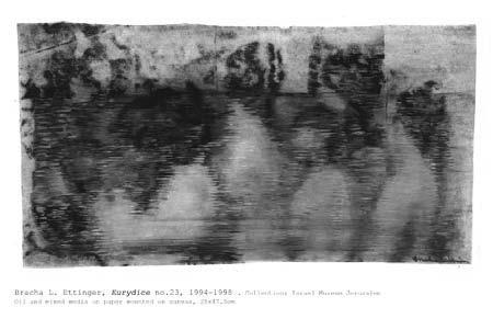 15), 1994 1996 Oil and photocopic dust on paper mounted on canvas, 25.