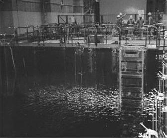 Nuclear Waste Disposal Cooled in a spent fuel pool 10 to 20
