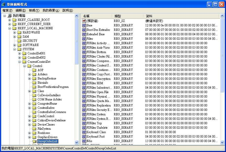 Figure 11: Loading Sequence in Windows Driver 3.
