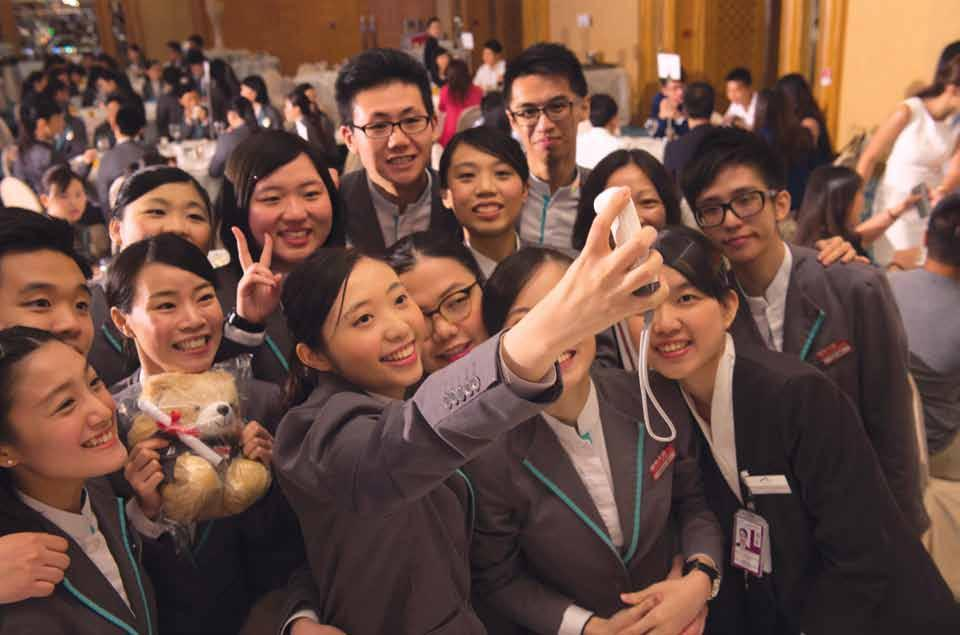 The event bid a fond farewell to 34 outgoing Airport Ambassadors, Leaders and Supervisors, and extended a warm welcome to 43 new Airport Ambassadors, who will undergo 12 months of