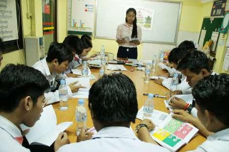 5.3.2 The Second Pilot Study The second-pilot study was conducted at 2 schools (primary school and secondary school)