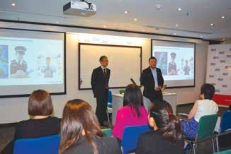 Field Marketing & Strategy, APAC, Thales e-security Hong Kong; and Mr John Guo, Head of Professioinal Services, APAC, Thales e-security Data breach has once again become the headline of the day and