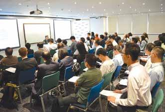 This seminar introduced the three new accounting standards under IFRS to become effective in Hong Kong between now and 2019, concerning how entities account for financial instruments, recognise