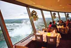 ENTRANCE / FEES INCLUDED Smithsonian National Air & Space Museum, Washington DC Maid of the Mist Boat Ride, Niagara Falls Skylon Tower, Niagara Falls Liberty Island Cruise, New York City Top of the
